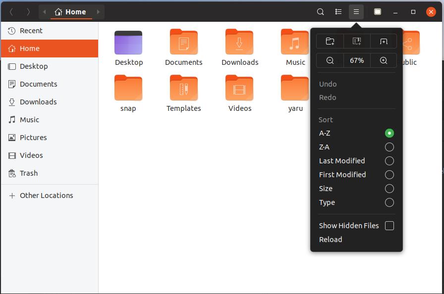 Mockups/new design discussions - Theme Refresh - Ubuntu