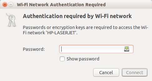 Wicd not validating authentication error